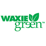 WAXIE Green logo